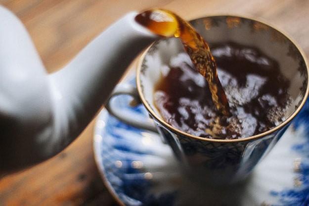 Как делать полезный чай