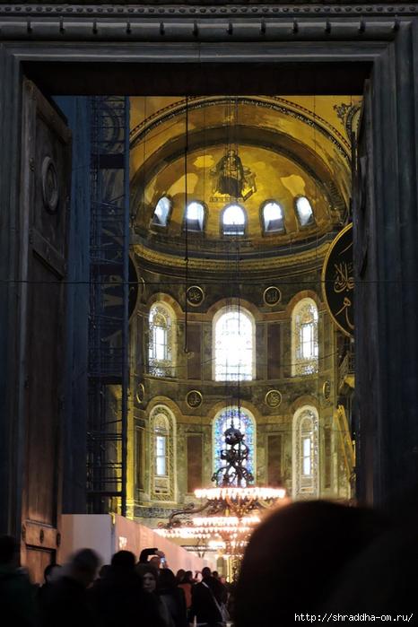 Стамбул Святая София (1) (466x700, 258Kb)
