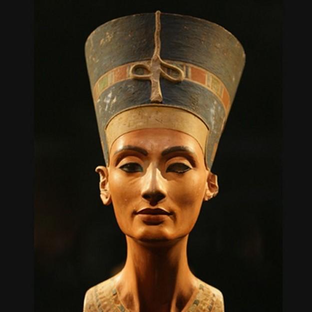 Нефертити. Загадочная женщина-фараон Древнего Египта