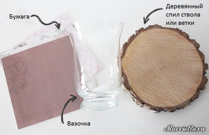 Бумажные елочки под стеклянным абажуром (1) (700x451, 549Kb)