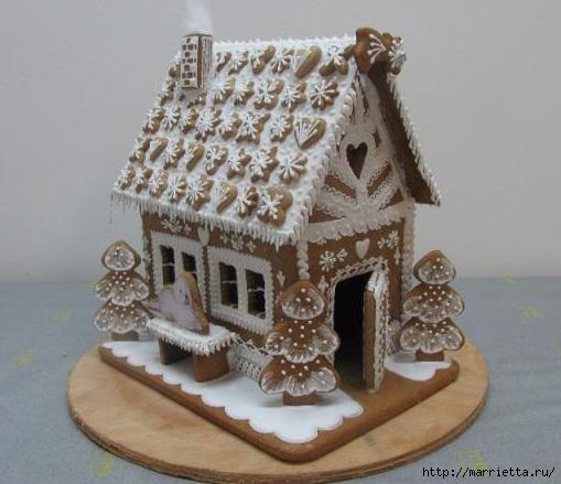 Рождественские пряники. Красивые идеи (20) (509x439, 132Kb)