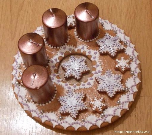 Рождественские пряники. Красивые идеи (26) (511x454, 160Kb)