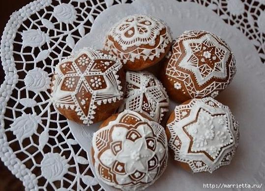 Рождественские пряники. Красивые идеи (28) (539x388, 201Kb)