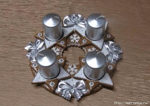 Рождественские пряники. Красивые идеи (75) (527x375, 146Kb)