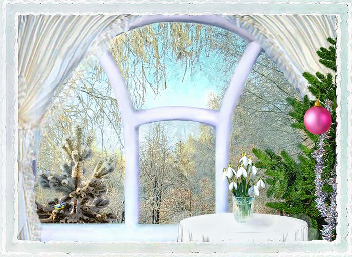 самые красивые новогодние натюрморты1 (700x511, 503Kb)
