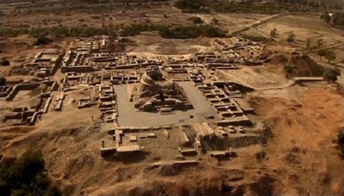 wikipedia harappan civilization