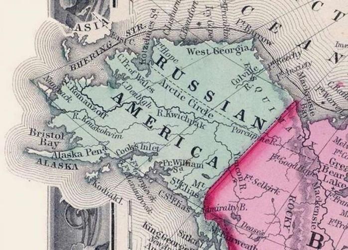 Русская Америка. Неизвестные факты