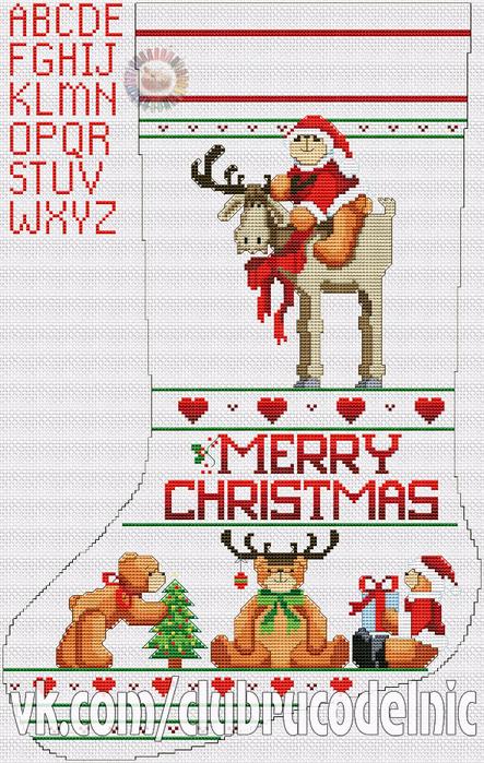 Santa's Helpers (443x700, 486Kb)