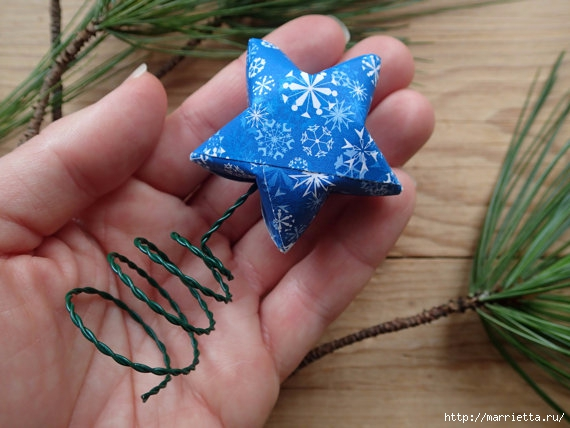Создание и применение звездочек из бумаги в технике оригами (8) (570x428, 150Kb)