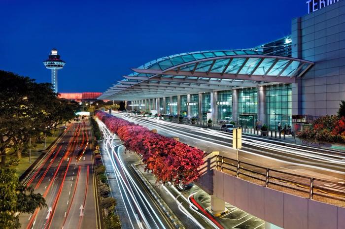 аэропорт чанги сингапур 9 (700x465, 390Kb)