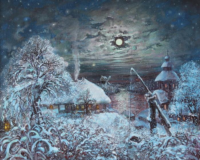 Зима что делать нам деревня стих пушкин