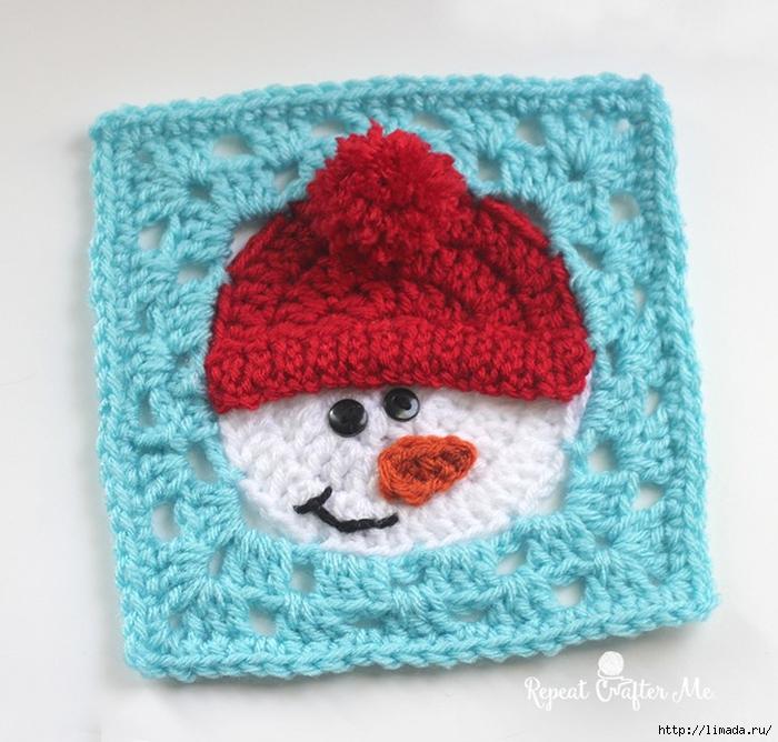 SnowmanSquare10 (700x668, 310Kb)