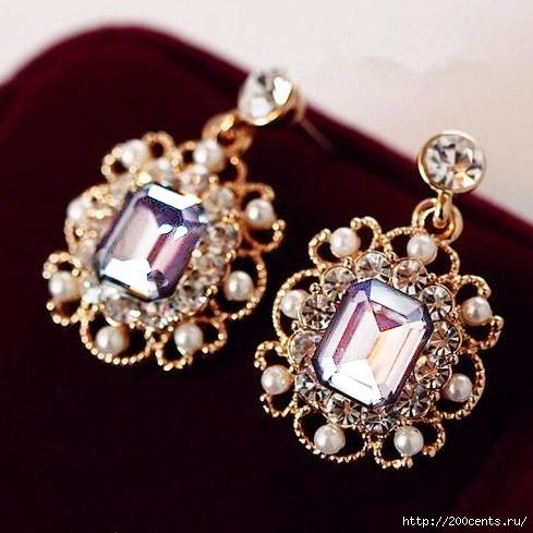 Jewelry Charm Fashion Wedding Earrings With Pearls Drop Earring Gold Plated Crystal Dangle Earrings Jewelry Gift for Women E180/5863438_Sharmauvelirnihizdeliimodasvadebniesergisjemchygomsergipadeniyapozolochenniekristallmotatsyasergipodarokdlya3 (489x489, 142Kb)