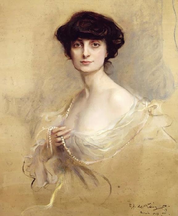 Anna de Noailles par Philip Alexius de Laszlo (577x700, 320Kb)