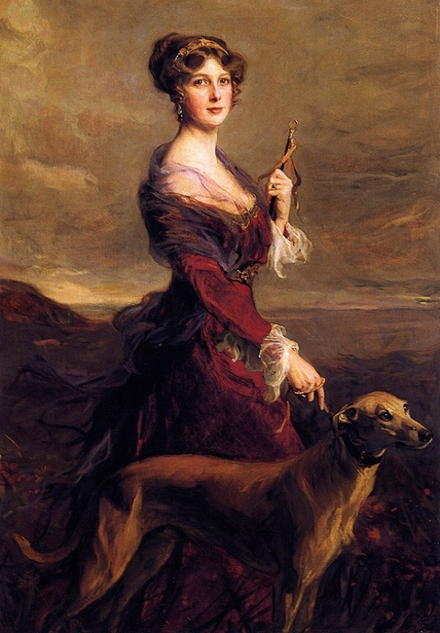 Виконтесса Каслрей, 1913 (486x700, 414Kb)