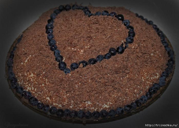 """Шоколадный торт """"Уминательно-изумительный""""/4059776_Shokoladnii_tort_izymitelnii (700x498, 274Kb)"""