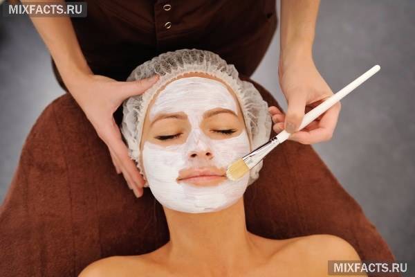 Как в домашних условиях сделать лицо гладким и чистым