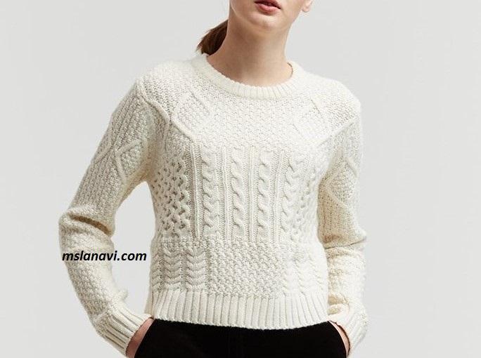 вязаный-свитер-схема-1 (684x510, 101Kb)