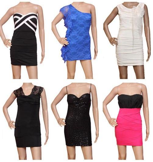 Облегающие платья (502x531, 50Kb)