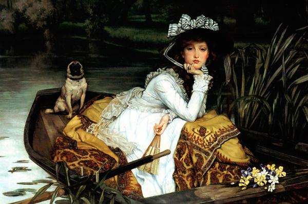 термобелье знаменитые художники 19 века серия