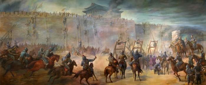 Почему монголо-татары не завоевали Европу