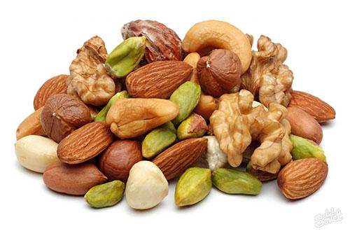 орех снижающие уровень холестерина