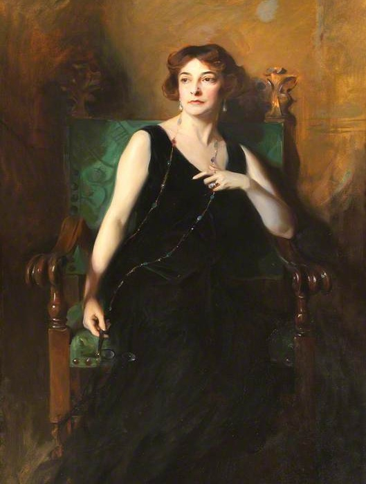 Violet Marcia Catherine Warwick Bampfylde (1883–1954), Countess of Onslow (529x700, 255Kb)