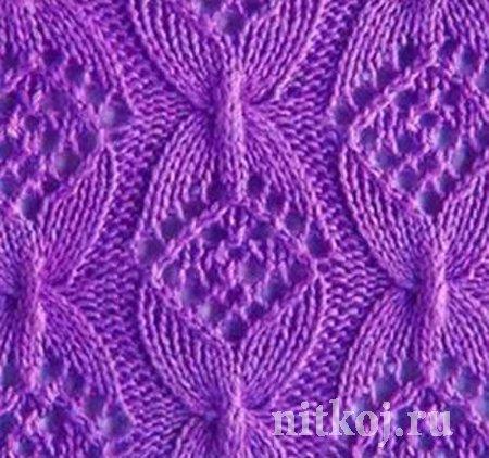 Фото и схемы вязание спицами