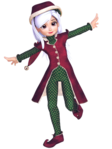 ������ Christmas Elf 06 (336x448, 128Kb)