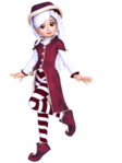 ������ Christmas Elf 08 (336x448, 108Kb)
