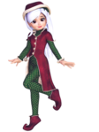 ������ Christmas Elf 12 (336x448, 114Kb)