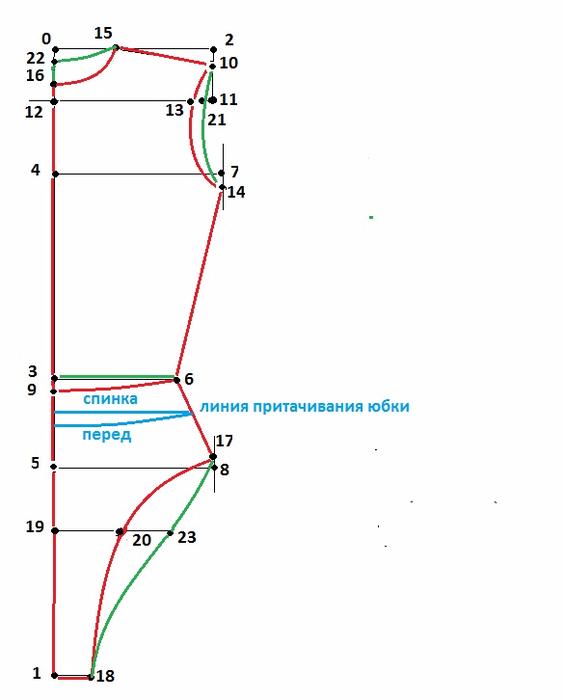 деталь спинки купальника (563x700, 111Kb)