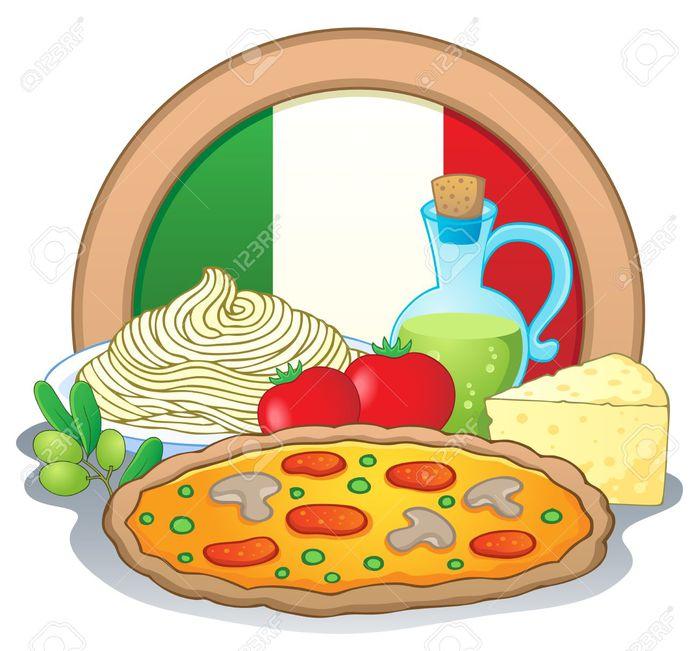 15191211-Italian-food-theme-image-1-vector-illustration--Stock-Vector-cartoon-pizza-food (700x651, 64Kb)