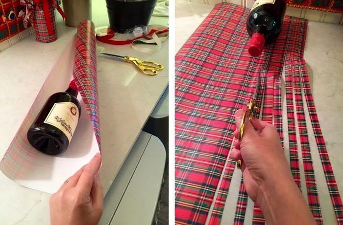 новогодняя-упакова-бутылки-в-подарок-из-бумаги-02 (700x459, 355Kb)