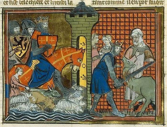 Самые знаменитые рыцари в мировой истории