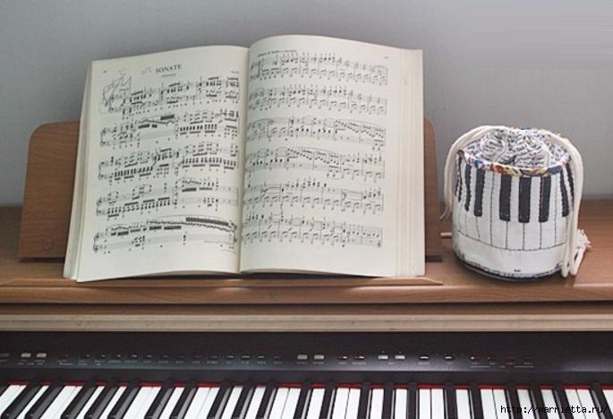 Сумочка для пианистки. Идея пошива в технике пэчворк (2) (685x468, 184Kb)