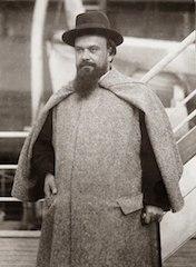 Николай Сербский в шляпе (176x240, 15Kb)