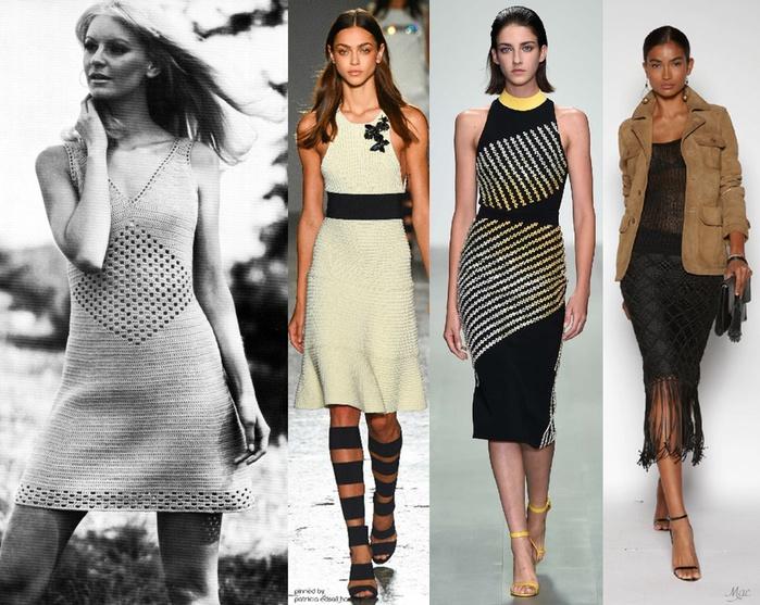 Идеи классических повседневных платьев