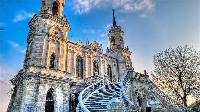 Церковь Иконы Владимирской Богоматери в Быково