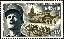 2.5.4.18 1х33 Генерал Леклерк Освобождение Парижа (206x125, 28Kb)