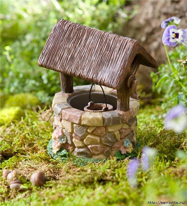 Миниатюрные скульптуры для волшебного сада. Идеи (8) (600x660, 301Kb)