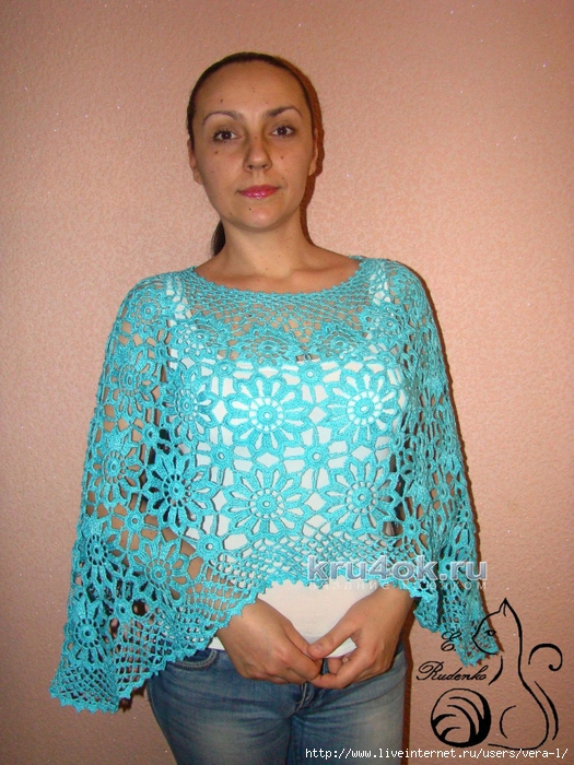 kru4ok-ru-nakidka---poncho-biryuza-rabota-evgenii-rudenko-37134 (525x700, 357Kb)