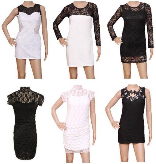 Кружевные платья (509x534, 45Kb)