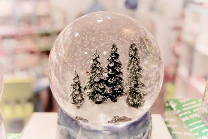 Снежные шарики