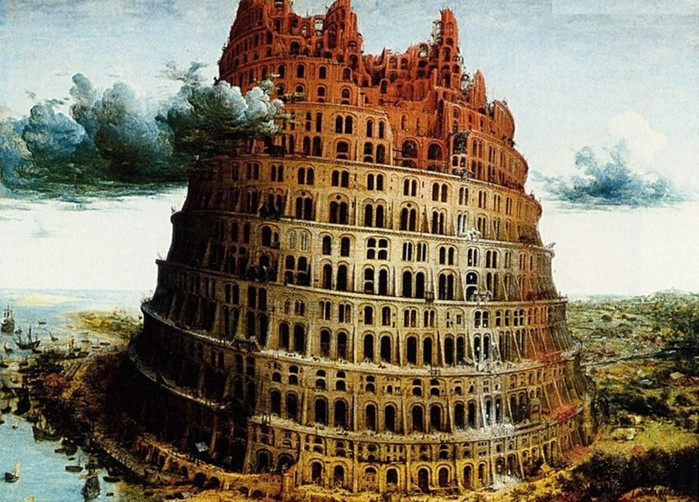 Какие были самые высокие сооружения древнего мира?