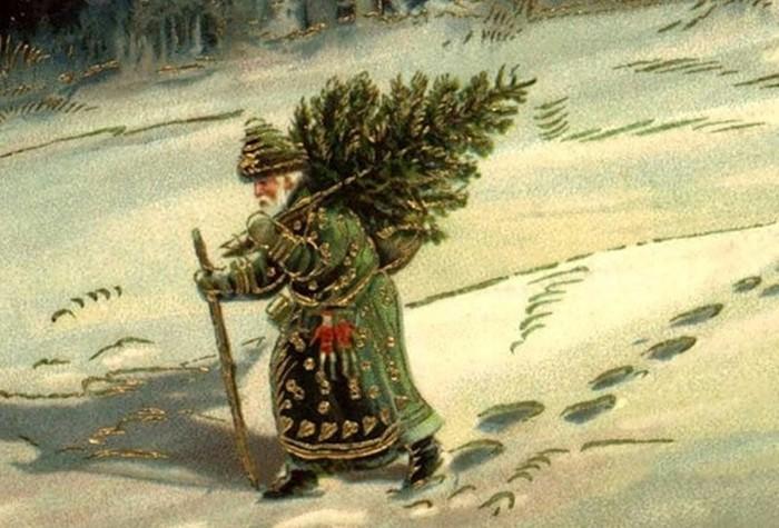 Когда в России отмечали Новый год