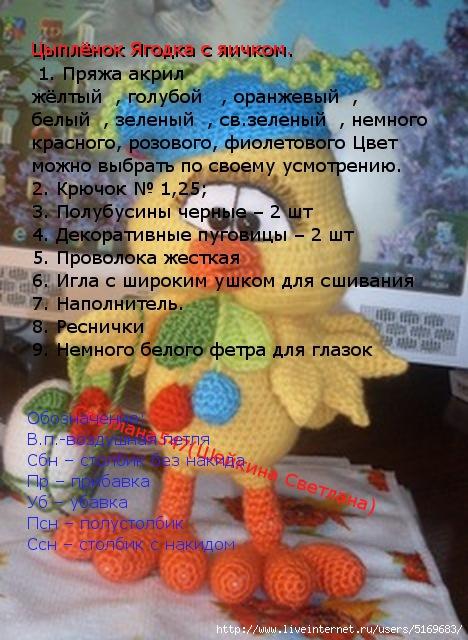 Вязание крючком игрушки мастер класс описание 9