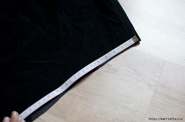 Переделка одежды. Юбка ГОДЕ  (4) (640x424, 170Kb)