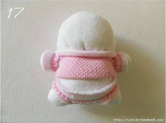 Шьем игрушки из носков. Прикольные ЗАЙЦЫ (18) (552x410, 99Kb)
