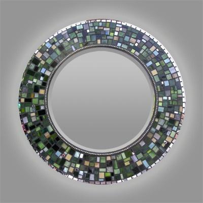 Зеркальная мозаика. Роскошные идеи для вдохновения (9) (400x400, 102Kb)